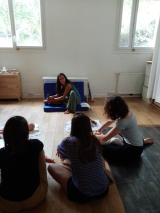 formation massage bébé montreuil